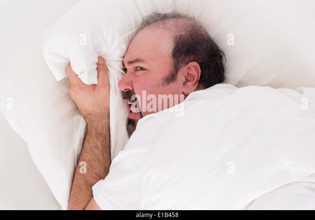 Mature biting pillow