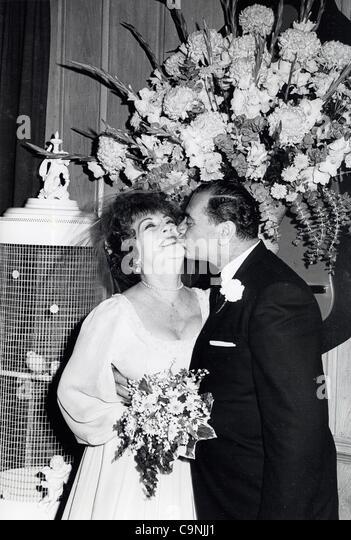 Ethel merman wedding