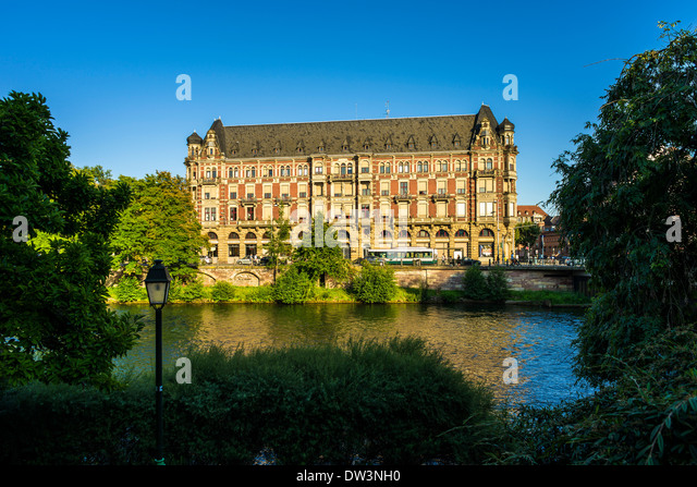 Student housing and france stock photos student housing - Residence les jardins d alsace strasbourg ...