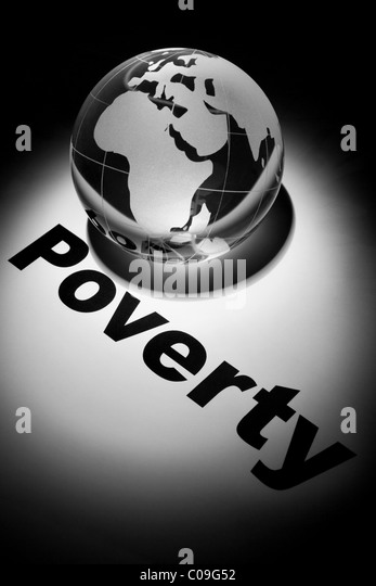 poverty and destitution Poverty, indigence, penury, want, destitution mean the state of one with insufficient resources poverty may cover a range from extreme want of necessities to an absence of material comforts the extreme poverty of the slum dwellers.