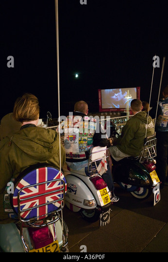 Quadrophenia Brighton Beach  Screening