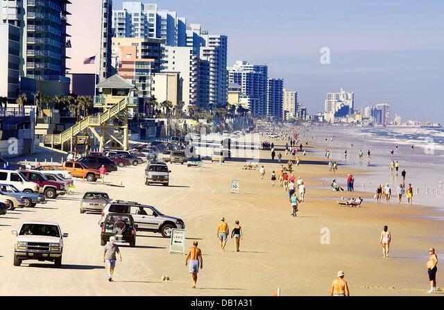 North Turn Daytona Beach Fl