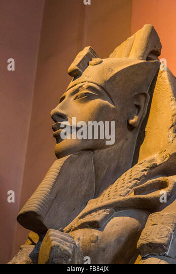 egyptian kingdom the statue of akhenaten Figure 1 map of ancient egypt history the history of egypt is defined by the   that the temples were in this condition under the reign of akhenaten, which.