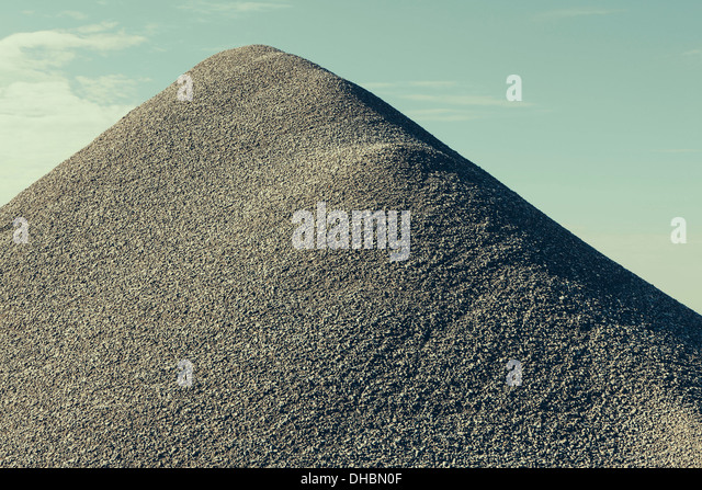 Gravel Pile Stock Photos & Gravel Pile Stock Images  Alamy
