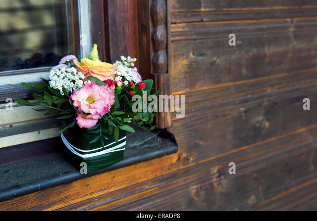 Window Sill Arrangement
