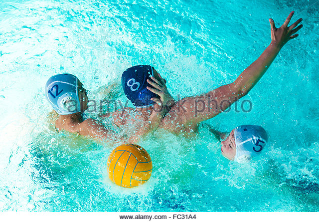 how to play water polo rules