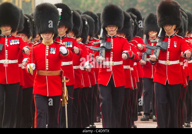 Coldstream Guards The Band Of The Coldstream Guards conducted by Major Douglas A. Pope Lt. Col. Douglas A. Pope OBE. F.R.C.M. A.R.C.M. P.S.M. Voice Of The Guns