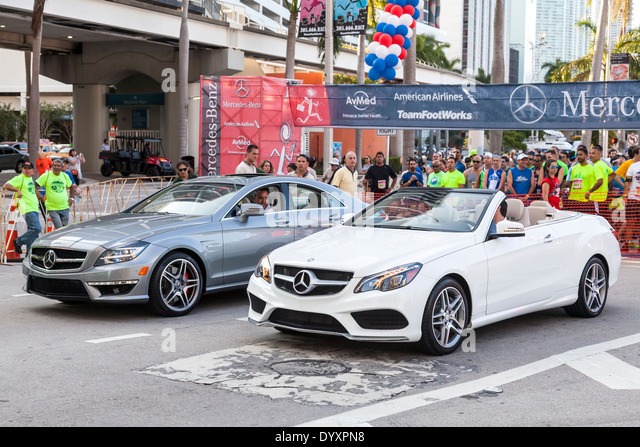mercedes benz pace cars at the 2014 mercedes benz corporate run in. Cars Review. Best American Auto & Cars Review