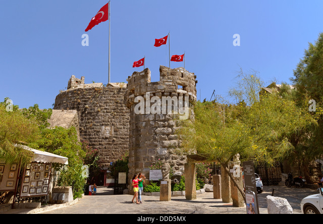 Bodrum Castle Stock Photos & Bodrum Castle Stock Images ...