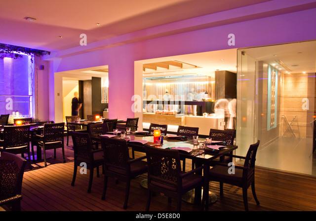 Chennai india restaurant stock photos