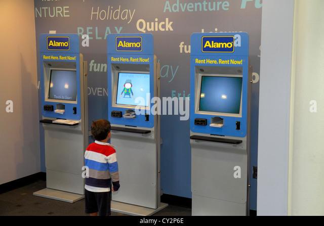 Alamo Car Rental Ronald Reagan National Airport