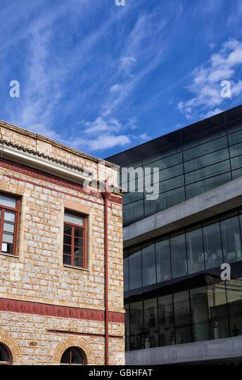 Modern Architecture Greece modern architecture greece stock photos & modern architecture