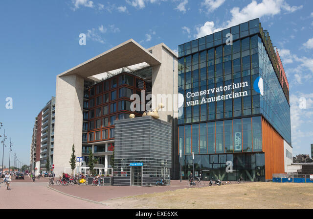 Modern Architecture Library modern architecture library and conservatorium van amsterdam dutch