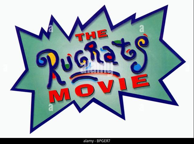 Rugrats Logo Font