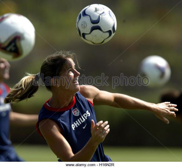 Brandi chastain soccer ball opinion you