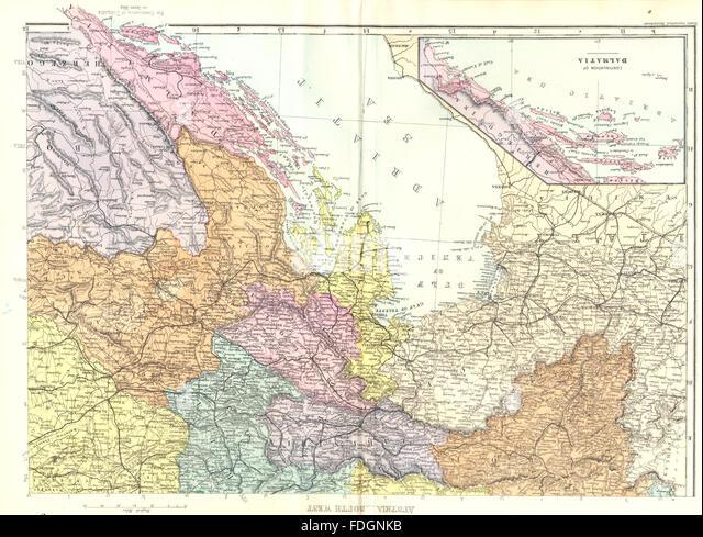 Italy And Austria Hungary Stock Photos Italy And Austria Hungary - Italy and austria map