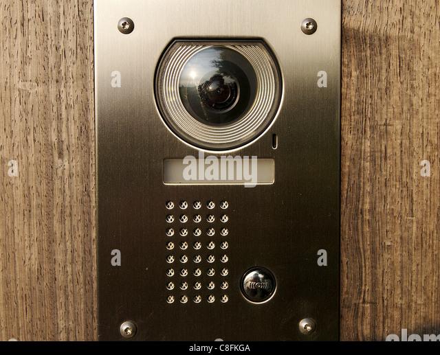 Front Door Bell Stock Photos & Front Door Bell Stock Images - Alamy