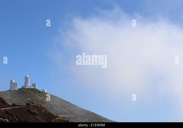 Canary Island Telescope Teide