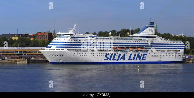 Tallink Silja Line Stock Photos & Tallink Silja Line Stock Images - Alamy