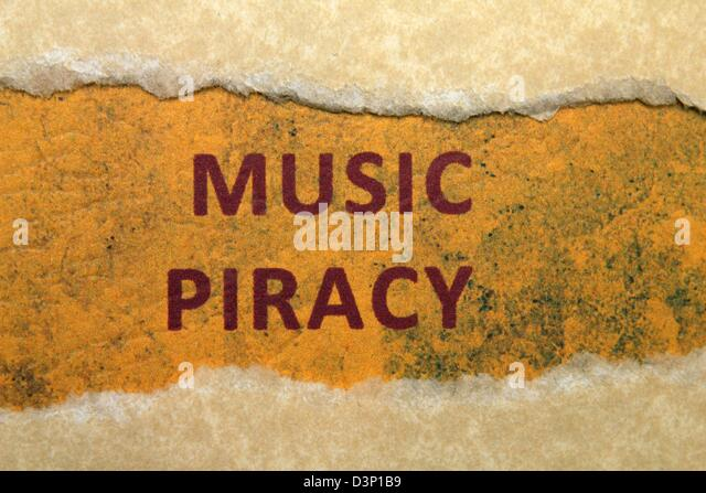 Music piracy essay