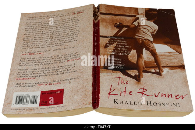 kite runner stock photos kite runner stock images alamy the kite runner by khaled hosseini stock image
