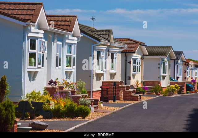 Residential Mobile Park Home Pembrokeshire Wales