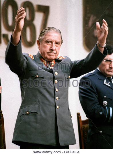 an overview of pinochet a dictator of chile This lesson plan is designed to be used with the film the judge and the general, the story of the criminal investigation of general augusto pinochet, a dictator who ran a military regime in chile for 17 years.