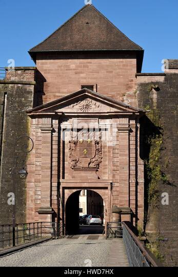 Brisach stock photos brisach stock images alamy for Porte de garage territoire de belfort