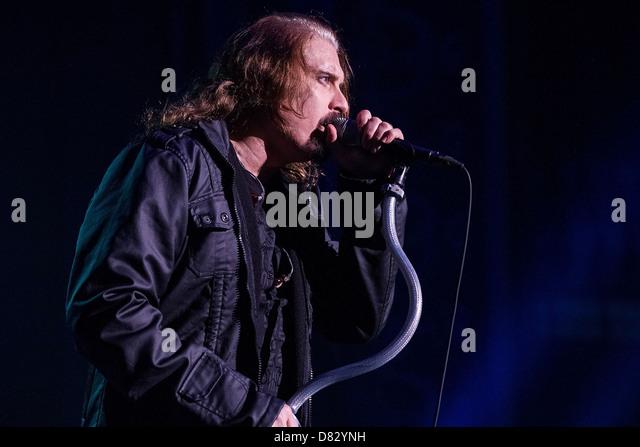 James labrie of american progressive metal band dream theater
