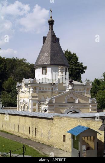 Church of the Conception of Anne (XVI-XVII centuries), Zaryadye 11
