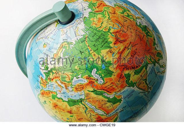 Simulation globe planet earth world stock photos simulation hamburg globe stock image gumiabroncs Images