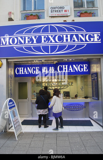 Bureau De Change Euro Stock Photos & Bureau De Change Euro