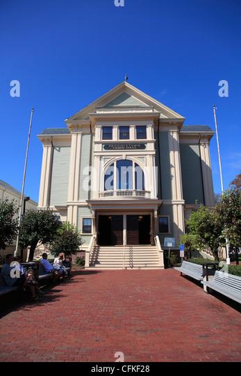 New England Town Hall Stock Photos Amp New England Town Hall