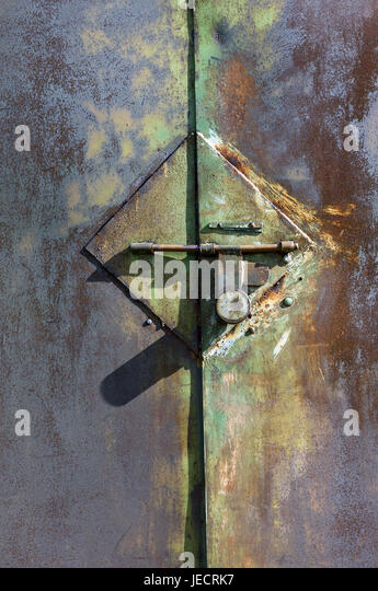 Rusty Door old rusty door stock photos & old rusty door stock images - alamy