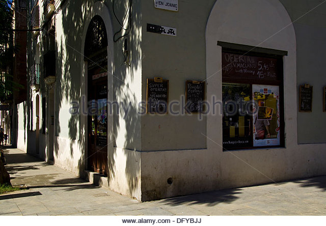 Wine Shop Spain Stock Photos Wine Shop Spain Stock