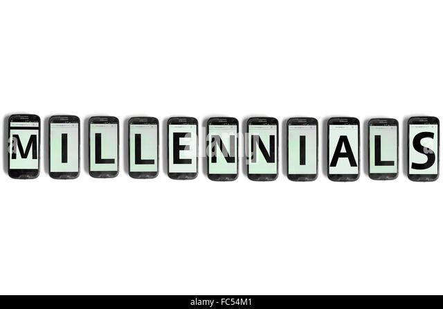 Millennial Generation Stock Photos & Millennial Generation ...