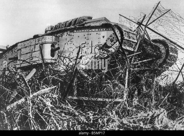 World War 1 Tank Stock Photos & World War 1 Tank Stock Images - Alamy