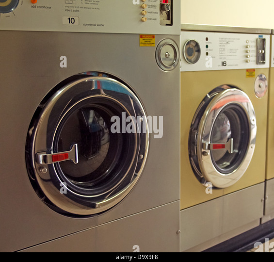 coin operated washing machine parts