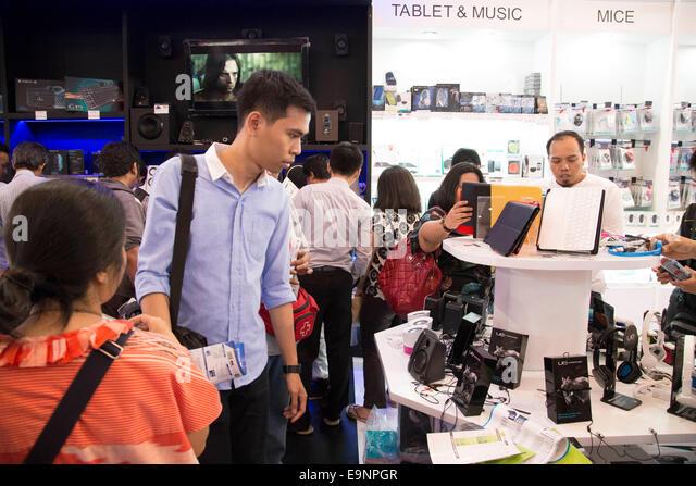 Computer Exhibition Stock Photos Amp Computer Exhibition