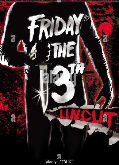 Friday The 13th Movie Stock Photos & Friday The 13th Movie ...
