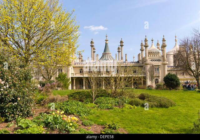 Royal pavilion gardens