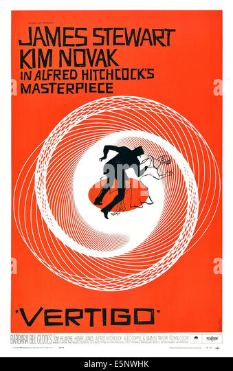 An analysis of the movie vertigo by alfred hitchcock based on the mystery novel dentre les morts by