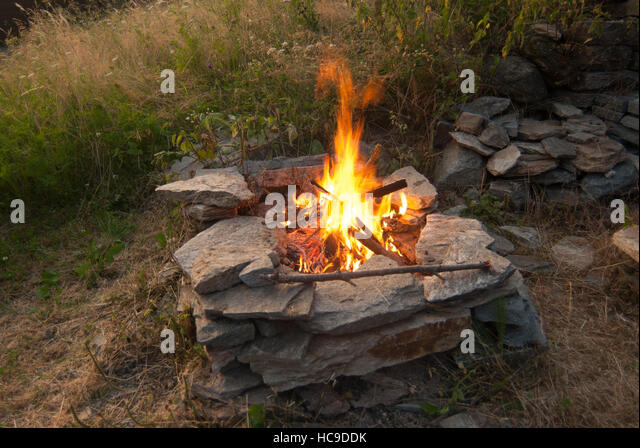 Camp Ground Log Stock Photos Amp Camp Ground Log Stock