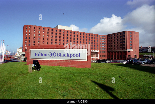 Hotel Near Blackpool Football Ground