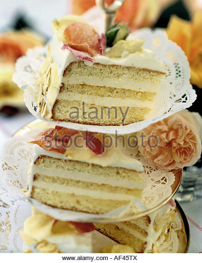 cake etagere stock photos cake etagere stock images alamy. Black Bedroom Furniture Sets. Home Design Ideas