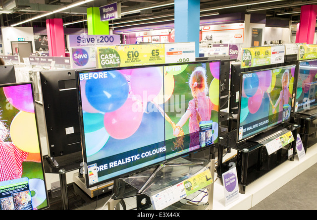 Wonderful Television Store Stock Photos  Television Store Stock Images  Alamy With Lovable Widescreen Televisions For Sale At Currys Pc World England Uk  Stock  Image With Attractive Garden Sheds West Lothian Also Garsons Garden Centre Esher In Addition Red Garden Stones And Sycamore Garden Centre As Well As Flower Pot Fairy Garden Additionally Disabled Gardening From Alamycom With   Lovable Television Store Stock Photos  Television Store Stock Images  Alamy With Attractive Widescreen Televisions For Sale At Currys Pc World England Uk  Stock  Image And Wonderful Garden Sheds West Lothian Also Garsons Garden Centre Esher In Addition Red Garden Stones From Alamycom