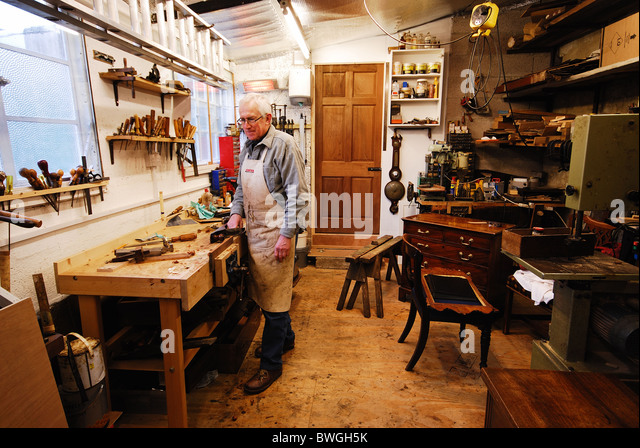 Cabinet maker stock photos cabinet maker stock images for Cabinet makers