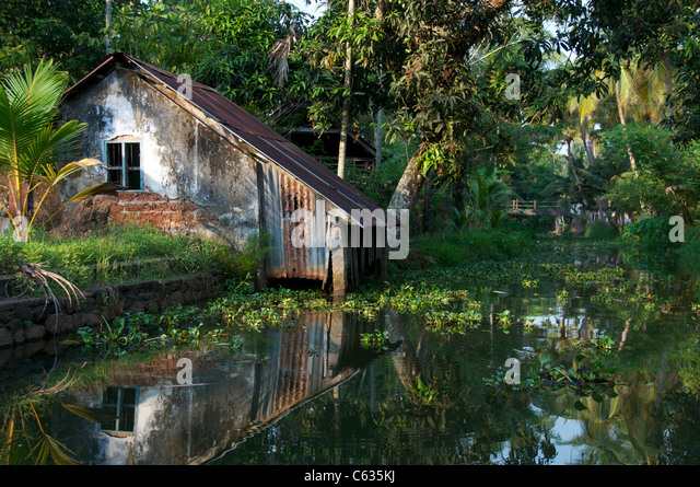 Canal Front Home Designs