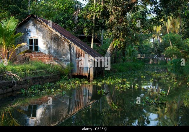 Old House Kerala Stock Photos amp