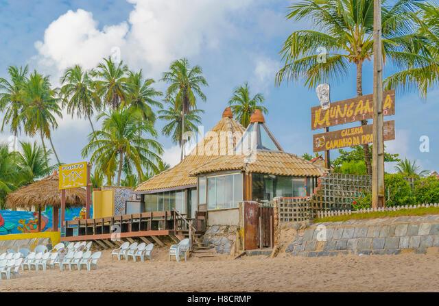 beach bar restaurant food stock photos & beach bar restaurant food